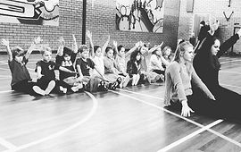 Little Dudes, Street Nation Dance School, Haslemere