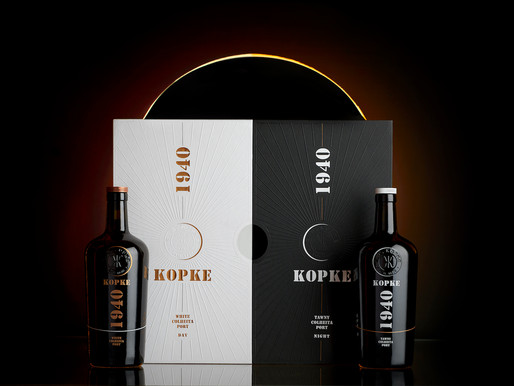 Kopke launches two limited edition very old Ports from 1940