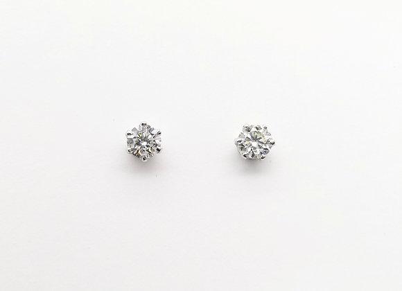 18ct Diamond Studs 2.25ct