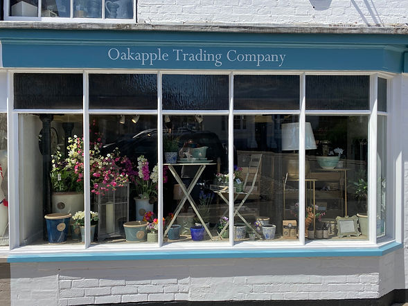 Oakapple Trading Shop Front Petworth