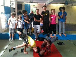 Break Dancing Class (March 2011)