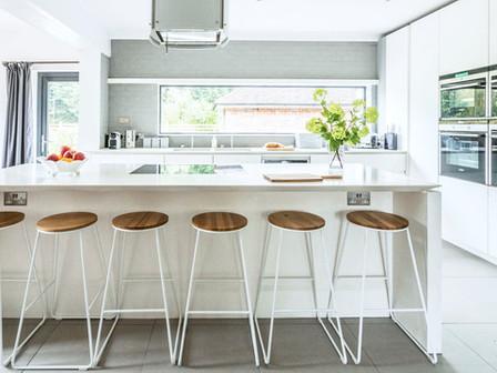 Kitchen Breakfast Counter