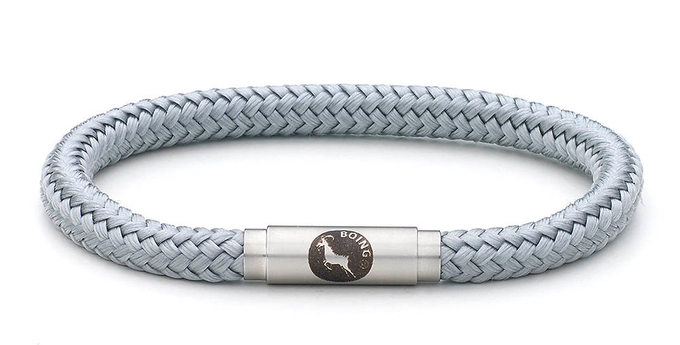 Boing Silver Fish Bracelet