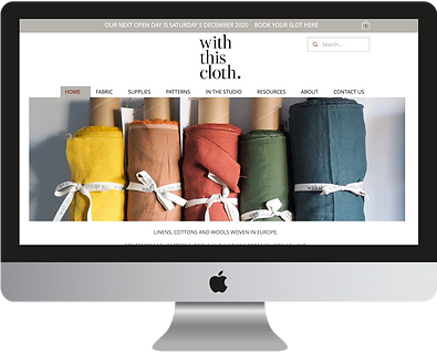 With This Cloth | Fabric and Sewing Shop