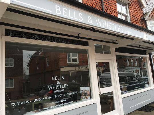 Bells & Whistles Interiors | Grayshott | Surrey