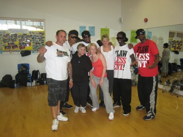 Flawless Workshop in Southampton (July 2009)