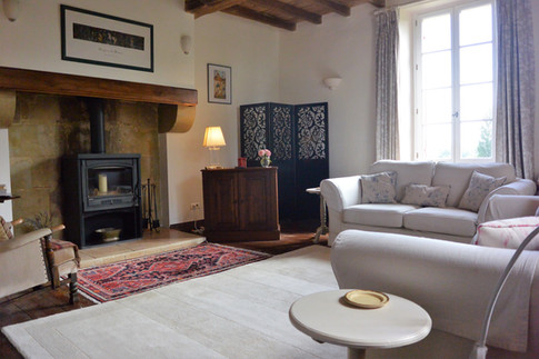Drawing Room   Maison Beaumie   France