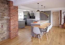 Contemporary Kitchen Living1