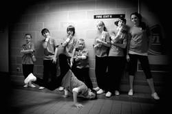 Heat Basketball Half Time Crew (Feb 2010) 4