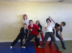 Break Dancing Class (2009)