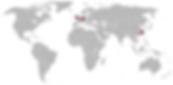 RAMP GLOBAL Facilities Europe and Asia