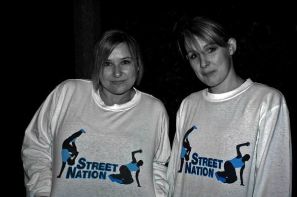 Streetnation Launch Photoshoot (2008)