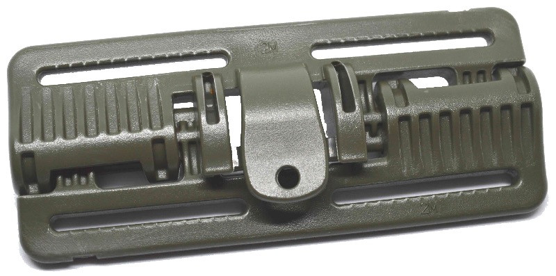 ROC 40 / ROC 80 Quick release buckle for body armour