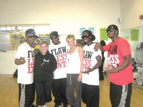 Flawless Workshop in Southampton (July 2009) 1