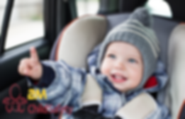 2M Child Safety - Components for Car Seats