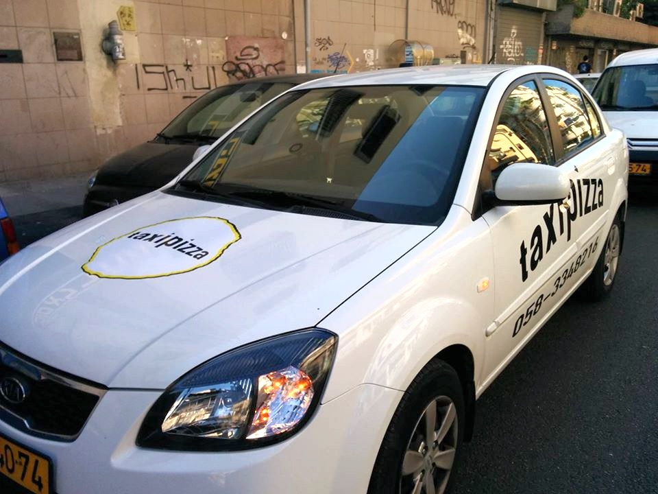 TaxiPizza
