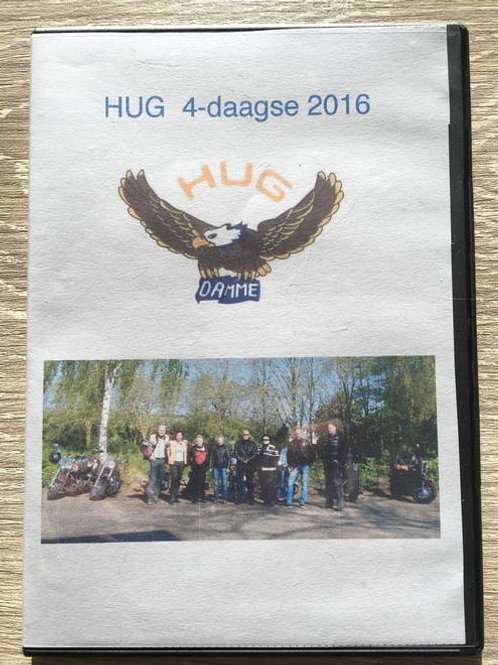 DVD Jaaroverzicht 2016