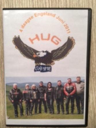 DVD 4-daagse Engeland 2011