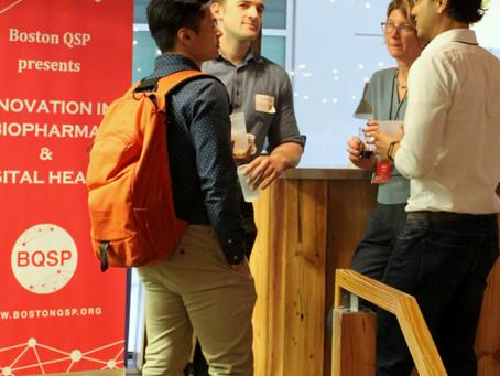 Boston QSP July Event: The Blog
