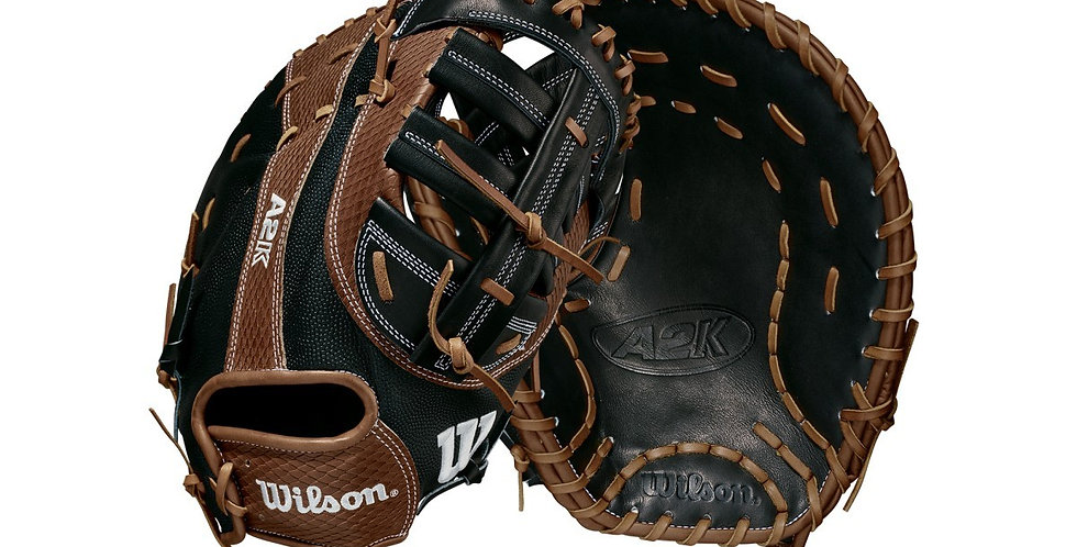 "2021 A2K 2820SS 12.25"" FIRST BASE BASEBALL MITT  RHT or LHT"