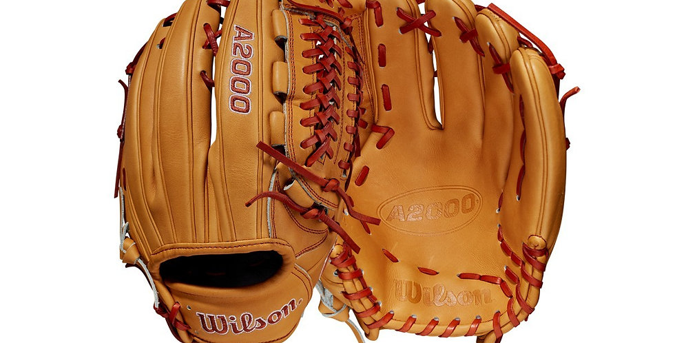 "2021 A2000 D33 11.75"" PITCHERS BASEBALL GLOVE  RHT or LHT"
