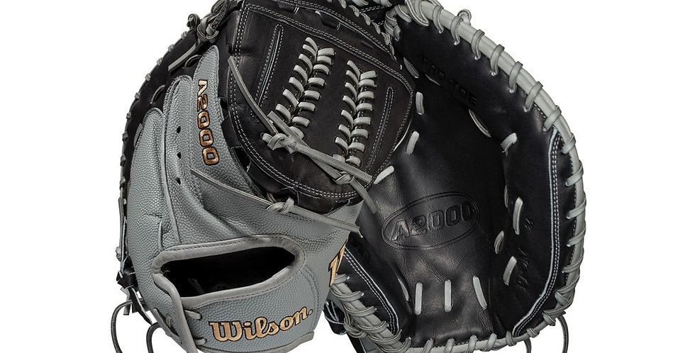 2021 A2000 FPCM 34in Catcher's Mitt FASTPITCH SOFTBALL  RHT