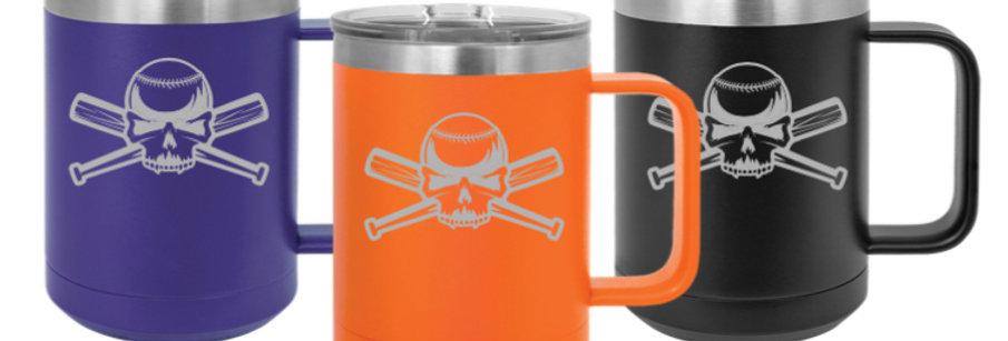 Clash Baseball Coffee Cup