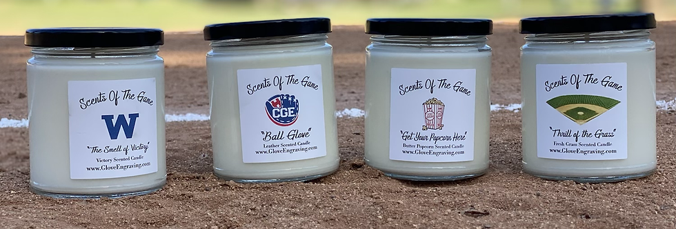 Touch Em' All! (4 pack of Candles)