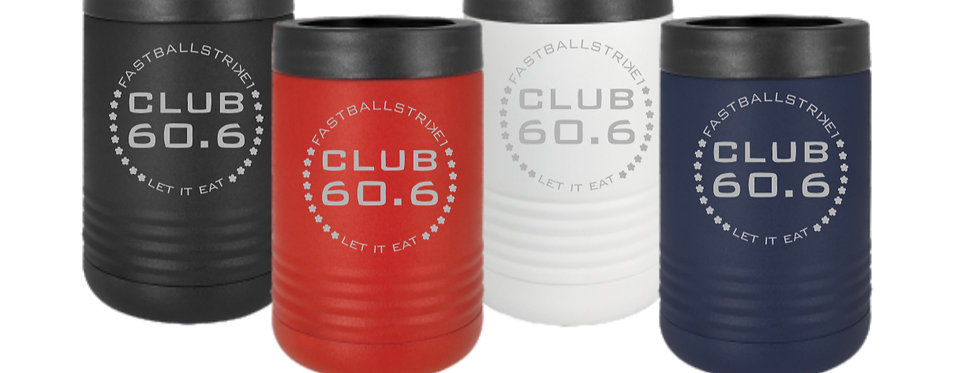 Club 60.6 Stainless Beverage Holder (Coozy)