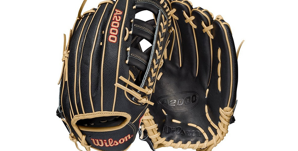 """2021 A2000 1800SS 12.75"""" OUTFIELD BASEBALL GLOVE  RHT or LHT"""