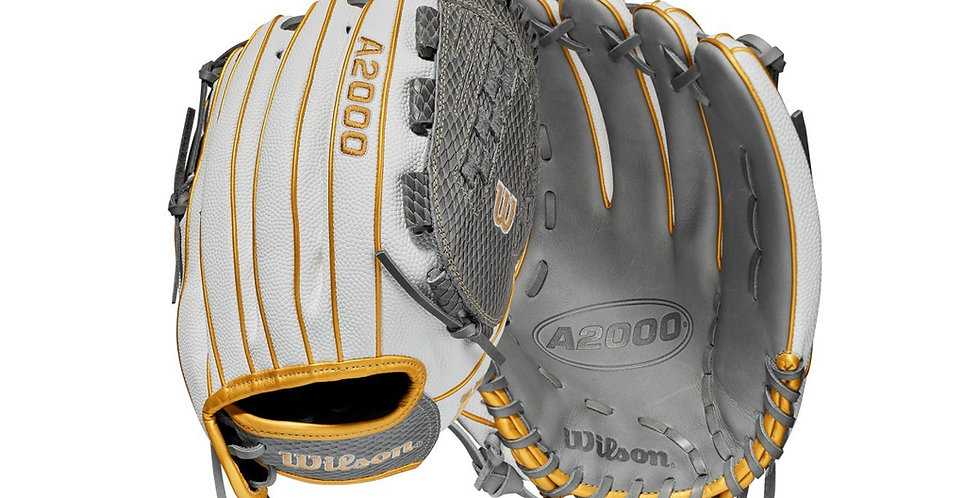 2021 A2000 V125SS 12.5in Outfield FASTPITCH SOFTBALL  RHT/LHT