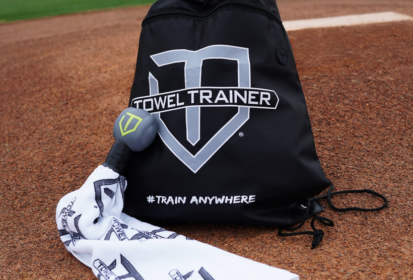 Towel Trainer (Pitch Safely Anywhere)