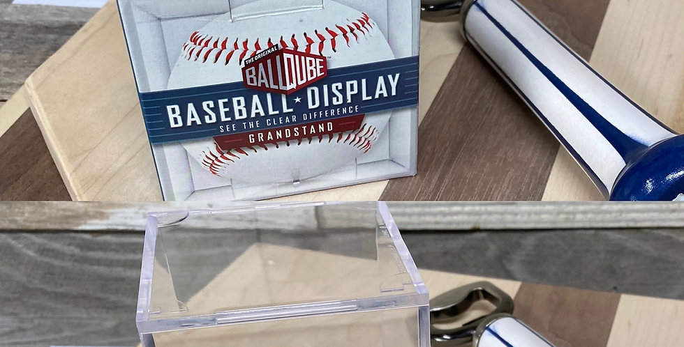 Baseball Display Cube Only