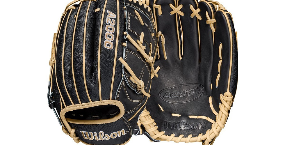 "2021 A2000 B2SS 12"" PITCHERS BASEBALL GLOVE  RHT or LHT"