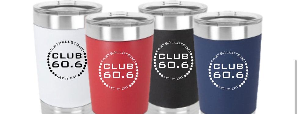 Club 60.6 Silicone Grip Tumbler