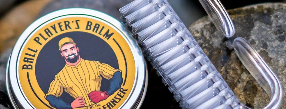 Ball Player's Balm Glove Cleaner