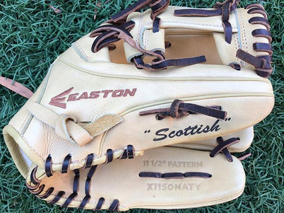 Nickname gloves are some of the best gloves! Let us Engrave yours!