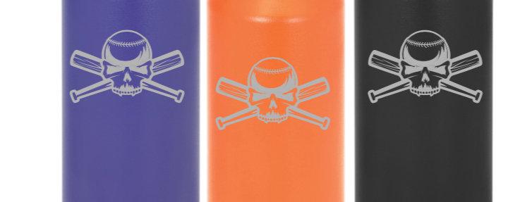 Clash Baseball 32 oz Water Bottle
