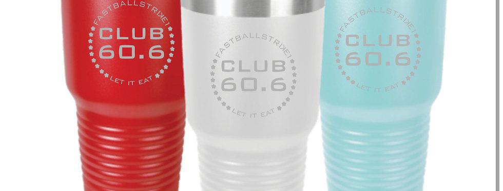Club 60.6 Tumbler 30oz
