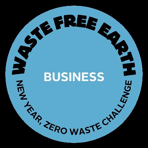 Businesses: New Year, Zero Waste Challenge