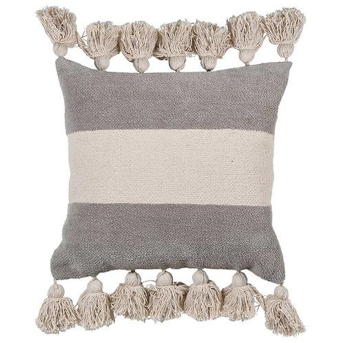 Tassel Cushion Cover