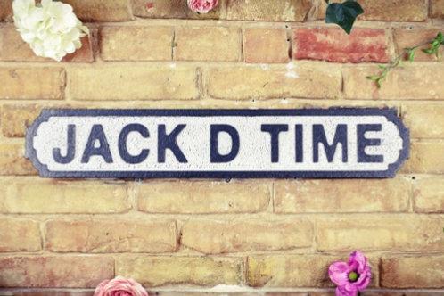Jack D Time