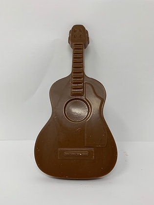 Chocolate Acoustic Guitar