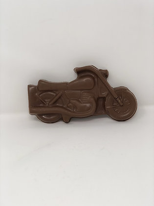 Motorcycle Solid Chocolate