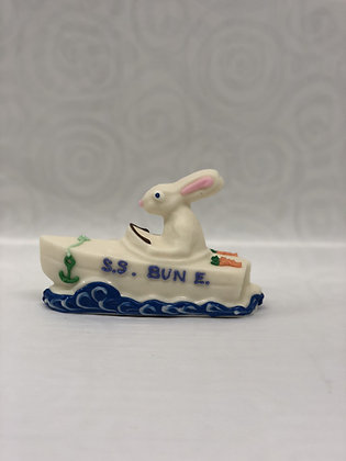 Bunny In A Boat 3D
