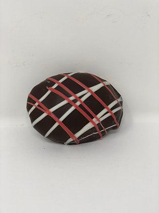 Dark Chocolate Raspberry Egg