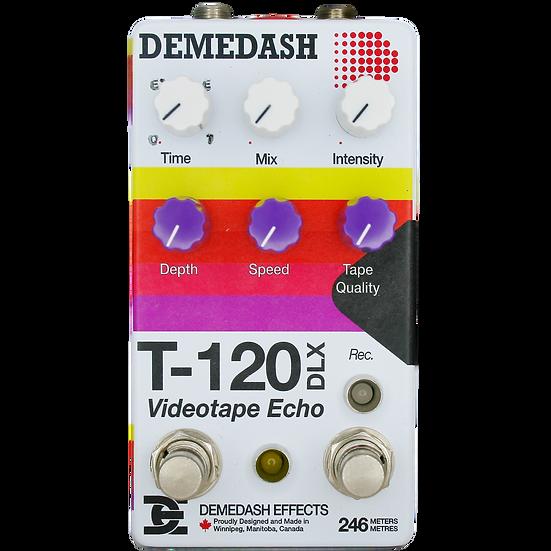 Demedash T-120 Videotape Echo V2 DELUXE
