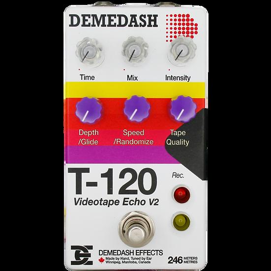 Demedash T-120 Videotape Echo V2