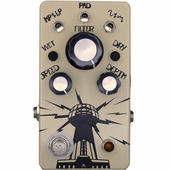 Wardenclyffe V2, Wardenclyffe Mini, Hungry Robot, Lo-Fi Pedal, Modulation Pedal, Chorus Pedal