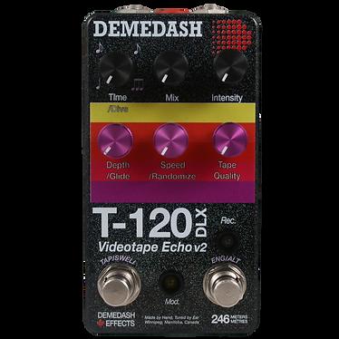 Demedash T-120 Video Tape Echo V2 Deluxe